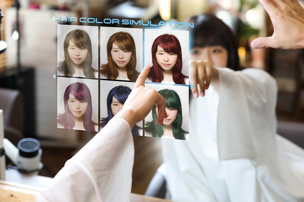 Zukunft des Friseurhandwerks. Kann die künstliche Intelligenz die Friseure ersetzen?