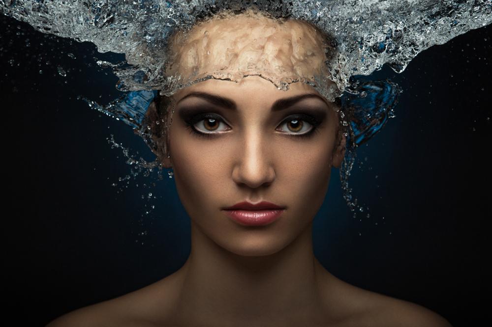 Wunderbare Kraft der Naturgewalt – Wasser in der Haarpflege
