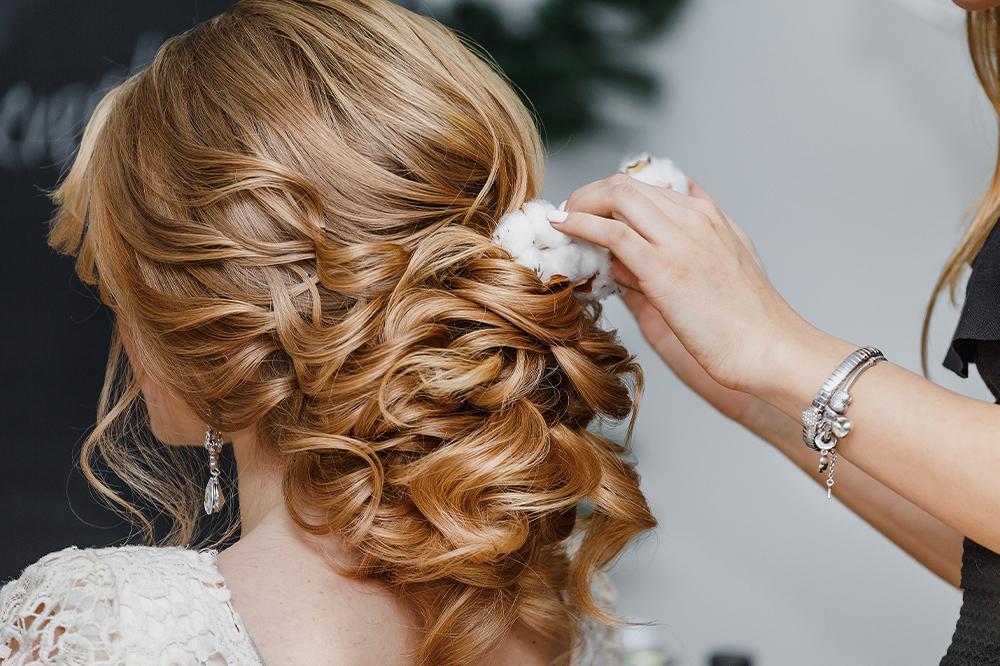 Die schönste Brautfrisur! 2. Teil – beste Frisuren für die Hochzeit