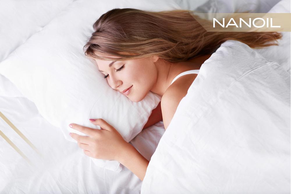 Haarpflege Beim Schlafen Nachtleben Der Haare