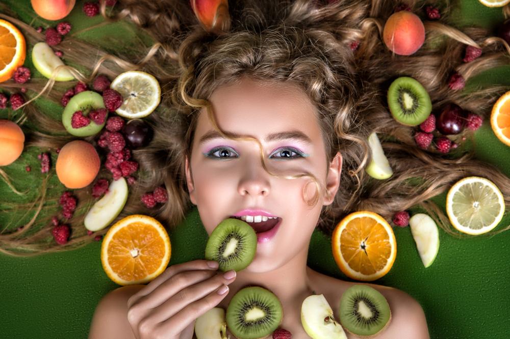 Appetit auf schöne Haare. Welchen Einfluss hat die Diät auf den Zustand der Haare?