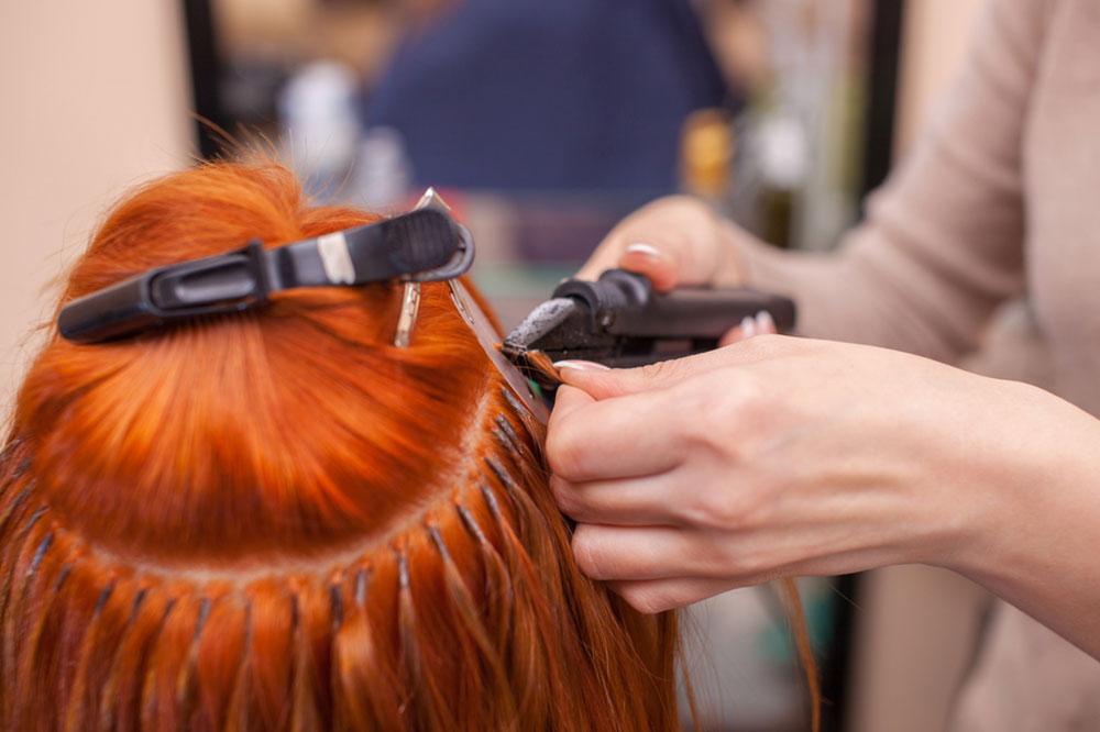 Haarverlängerung Und Haarverdichtung U2013 Beste Methoden