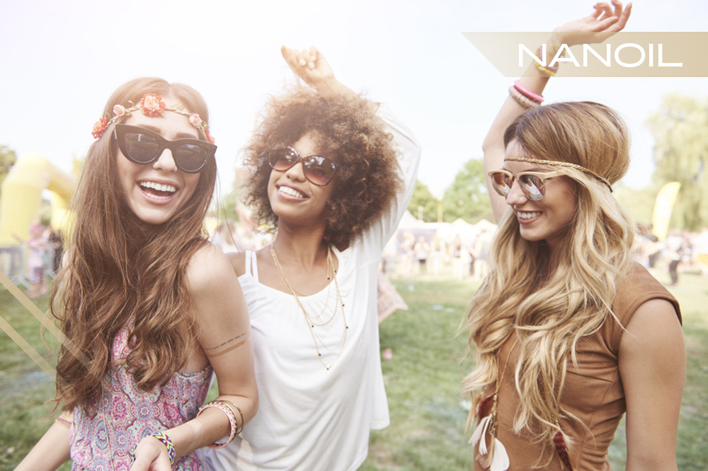 Im Sommerrhythmus Beste Frisuren Fur Festivals Und Nicht Nur