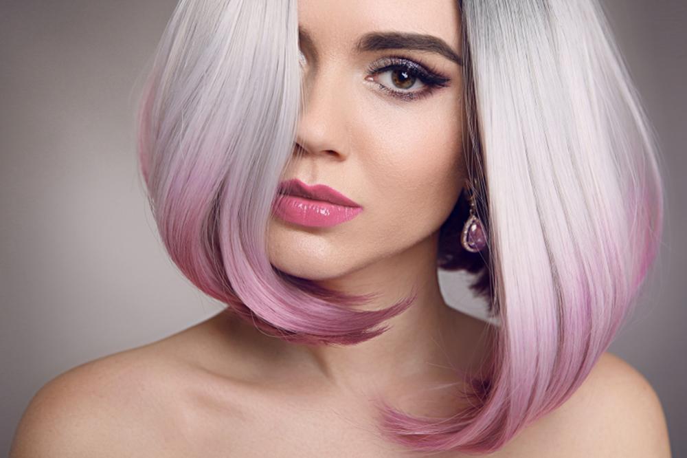 Hair Art – neuer Haarstyling-Trend, also Kunst auf dem Kopf