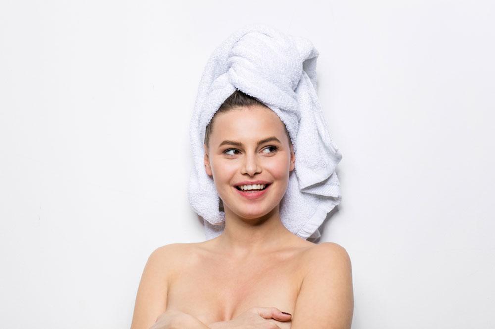 Haarsauna – feuchtigkeitsspendende und nährende Haarkur zu Hause